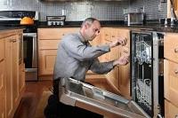 крепление и подключение посудомойки