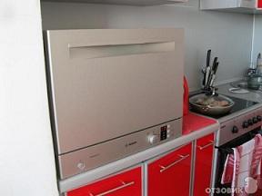 Bosch SKS в интерьере кухни
