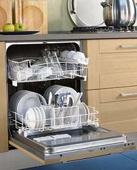 использование посудомоечной машины
