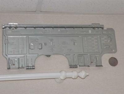 монтажная пластина кондиционера