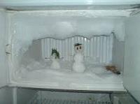 чистка морозилки