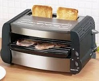 чистка тостера