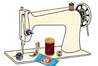 эксплуатация швейной машинки