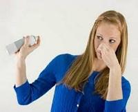 неприятный запах микроволновки