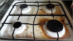 так выглядит жирная плита