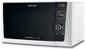 Стильная микроволновка Electrolux
