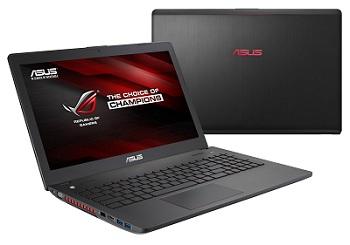 Ноутбук ASUS G56JR