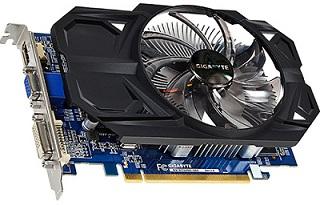 Модель GIGABYTE Radeon R7 240