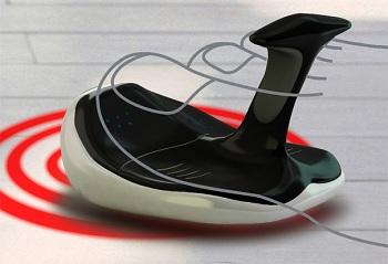 Мышка для ноги Toe Mouse