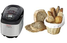 результат выпечки хлеба
