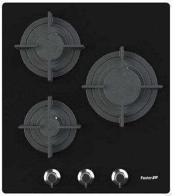 трехконфорочная газовая панель Foster 7030642