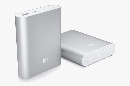 внешний аккумулятор Xiaomi Mi Power 10400