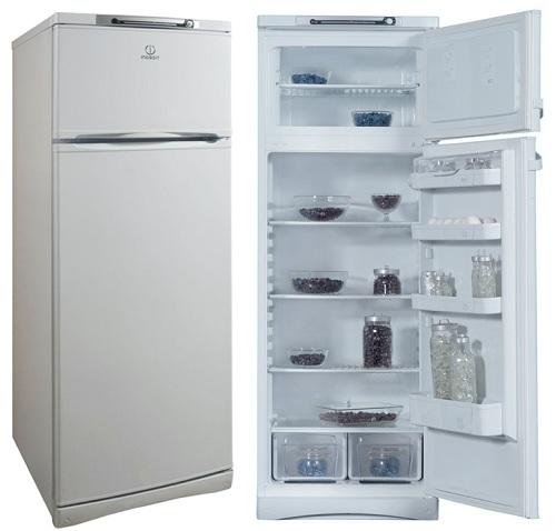 обычный компрессионный холодильник