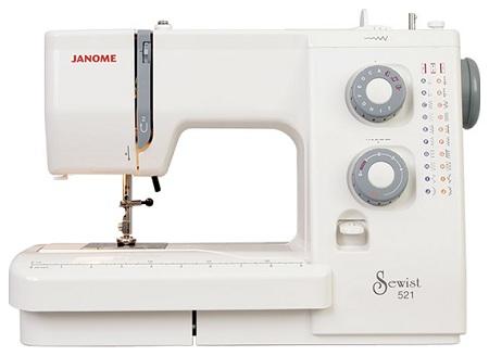 Janome Sewist 521 SE 518