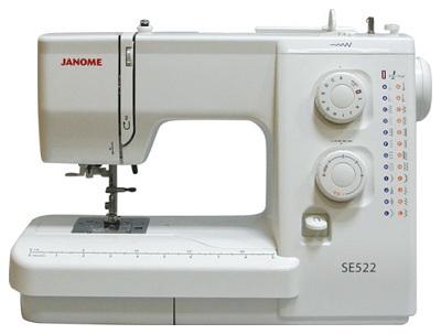 Janome Sewist 525 S SE 522