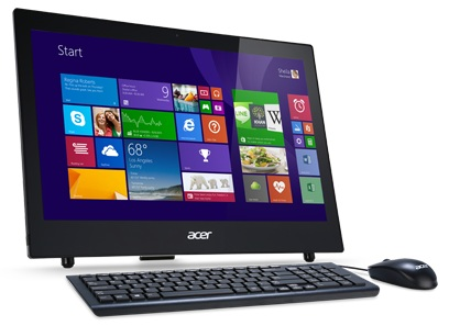 ALL-IN-ONE ACER ASPIRE Z1-601