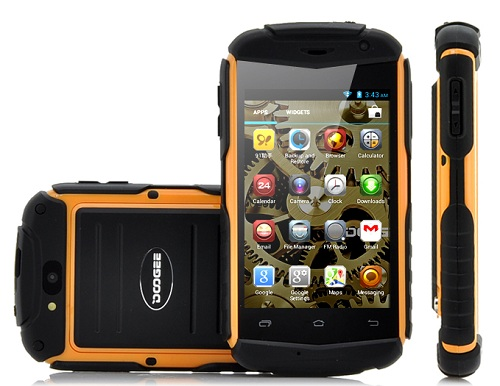 надежный смартфон DOOGEE DG150