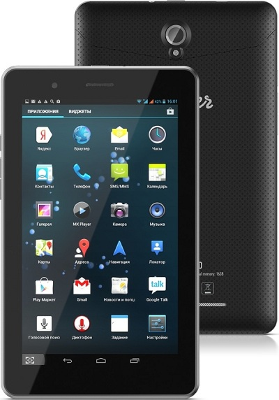 планшет WEXLER .TAB 7iD 16Gb 3G