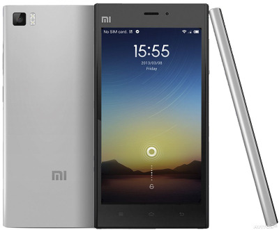 смартфон с мощной батареей Xiaomi MI3 16Gb