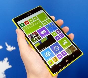 Лучший смартфон для бизнеса Nokia Lumia 1520