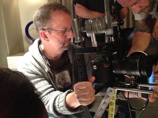 Сериал Декстер снимают на фотоаппарат D800