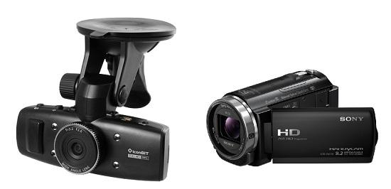 видеорегистратор или видеокамера