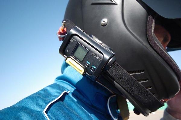 крепление камеры на шлеме
