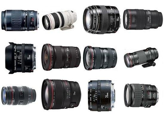 объективы для зеркальных фотоаппаратов