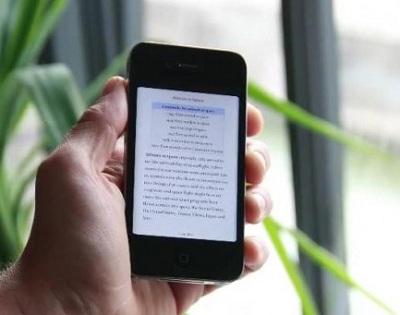 смартфоны для чтения