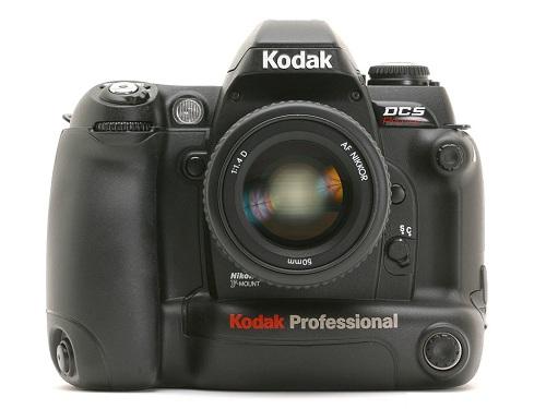 Kodak DCS Pro SLR c