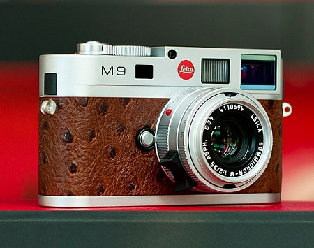 Leica M9 Neiman Marcus Edition