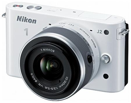 Nikon 1 J2 Kit