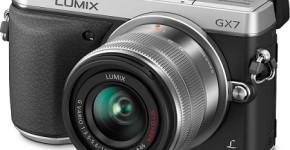 Panasonic Lumix DMC-GX7 Kit