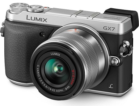 Panasonic Lumix DMC-GX7 Kit