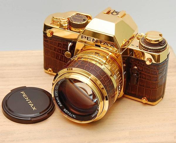 Pentax LX Gold