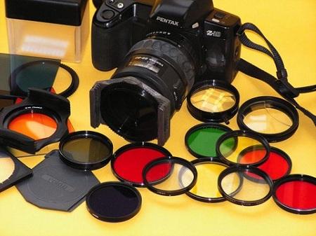 фильтры фотоаппарата