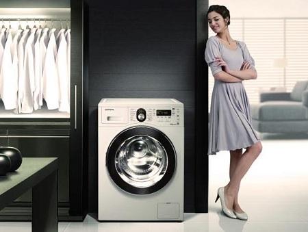 куда поставить стиральную машинку