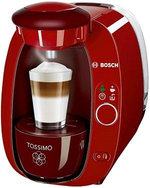 Капсульная кофеварка TASSIMO TAS 2005 EE
