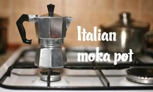 гейзерная кофеварка для приготовления кофе на газу