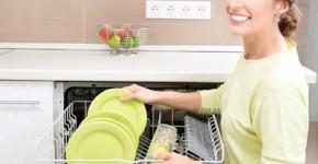 экономия воды в посудомойке