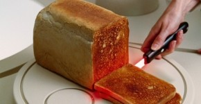 нож-тостер