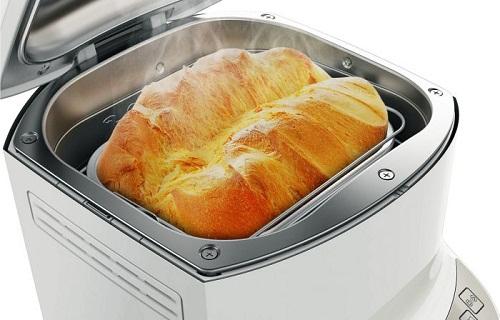 выпекание хлеба в хлебопечке