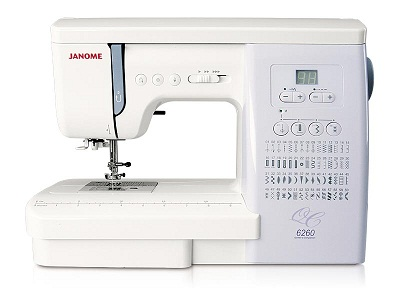 Janome 6260QC