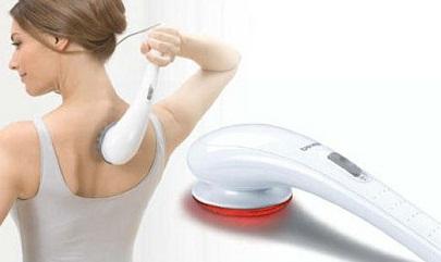 электромассажер для спины и шеи