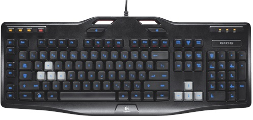 Logitech Gaming Keyboard G105 RUS