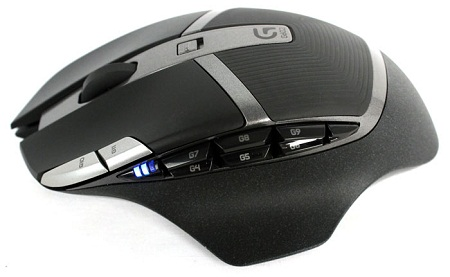 Logitech Wireless Gaming Mouse G602
