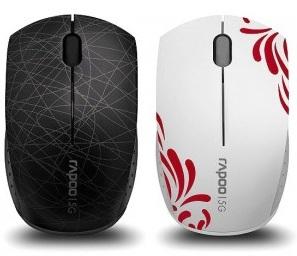 Rapoo 5G Wireless Super Mini Mouse3300p