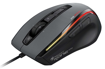 геймерская мышка Roccat Kone XTD Optical Gaming Mouse
