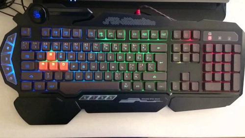 механическая клавиатура A4Tech B314