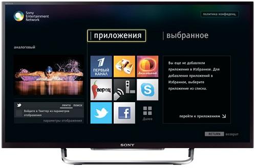 Sony KDL-32W705B